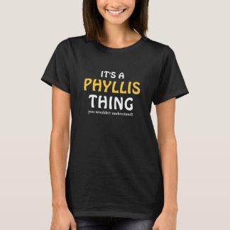 Det är en Phyllis sak som du skulle för att inte Tröja