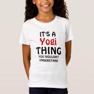 Det är en Yogisak som du skulle för att inte Tee Shirts