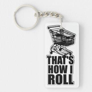 Det är hur shoppare rullar