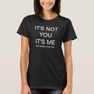 Det är inte dig som det är mig, men egentligen är tröja