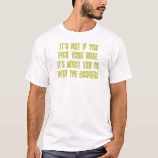 Det är inte hur du väljer din näsa, det är vad tröjor