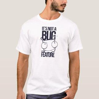 det är inte kryp som det är särdrag t-shirt