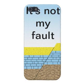 Det är inte mitt kritiserar iPhone 5 fodraler
