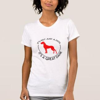 Det är inte precis en hund t-shirt