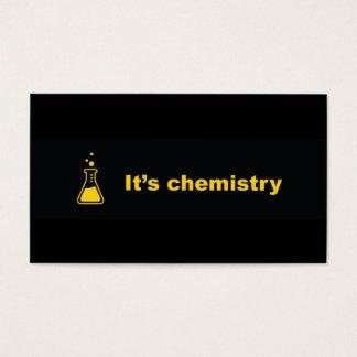 det är kemivisitkortar visitkort