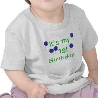 Det är min 1st födelsedag t shirts