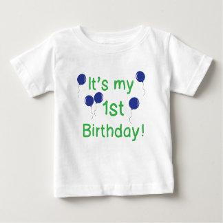 Det är min 1st födelsedag tröja