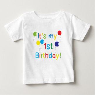 Det är min 1st födelsedag tröjor