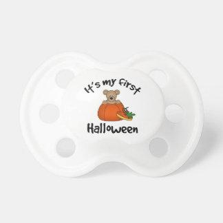 Det är min 1st Halloween Baby Napp