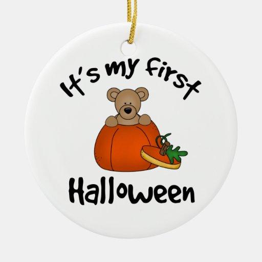 Det är min 1st Halloween Juldekoration