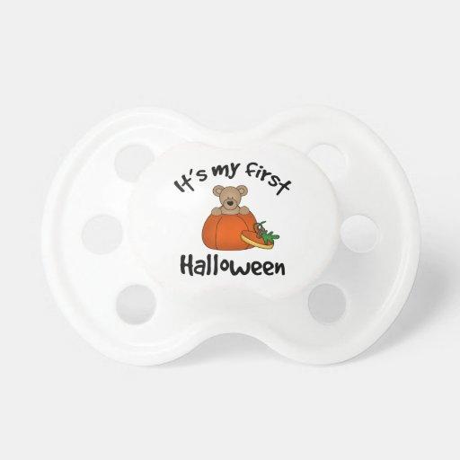 Det är min 1st Halloween Barn Napp