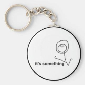 Det är något komiska Meme Nyckelringar