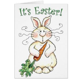 Det är påsken! - Hälsningkort Hälsningskort