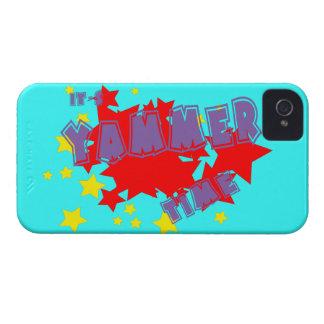 Det är Yammer tid Case-Mate iPhone 4 Skal