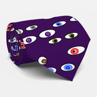 Det Artsy ögat klumpa ihop sig optometrikerlilor Slips