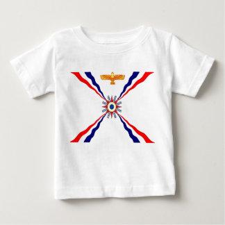Det assyriska ChaldeanSyriac lagret Tee Shirt