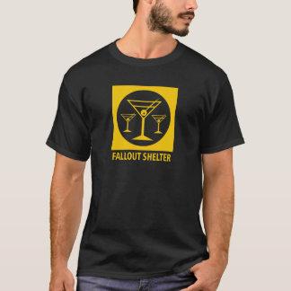 Det atom- nedfallskydd undertecknar - drinkar för tröja
