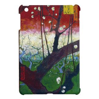 Det blomma plommonträd av Van Gogh iPad Mini Mobil Skydd