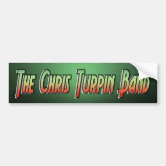 Det Chris Turpin musikbandet Bildekal