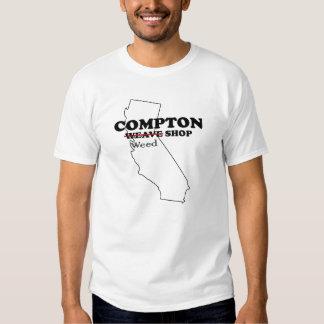 Det Compton vävogräset shoppar Tröjor