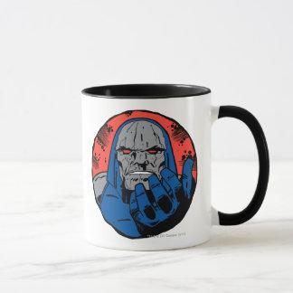 Det Darkseid huvudet sköt 2 Mugg