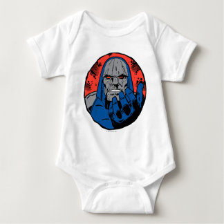 Det Darkseid huvudet sköt 2 Tee Shirt