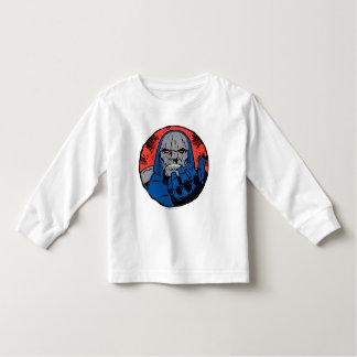 Det Darkseid huvudet sköt 2 Tee Shirts
