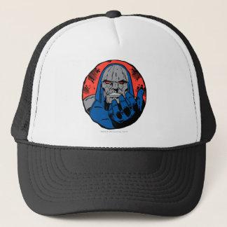 Det Darkseid huvudet sköt 2 Truckerkeps