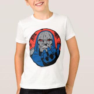 Det Darkseid huvudet sköt 2 Tshirts