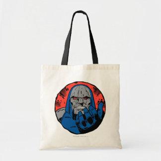 Det Darkseid huvudet sköt 2 Tygkasse
