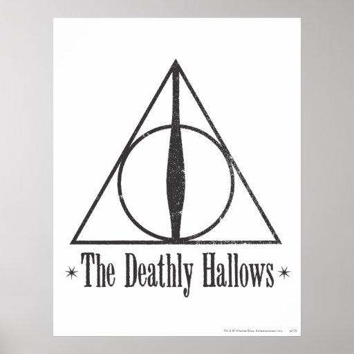 Det Deathly Hallows Affisch