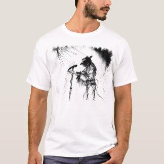 Det deppighetgitarrspelare och musikbandet t shirt