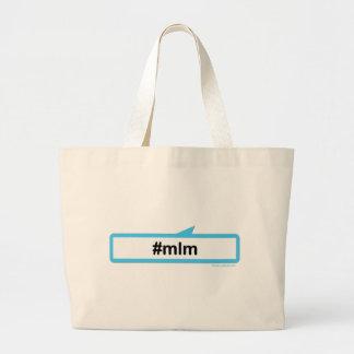 Det Digital långfingeret Tote Bag