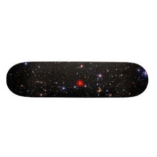 Det djupa fält avbildar galaxsuperclusteren Abell Skateboard Bräda 20,5 Cm