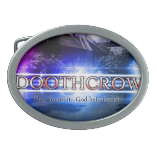 Det Doothcrow bältet spänner fast