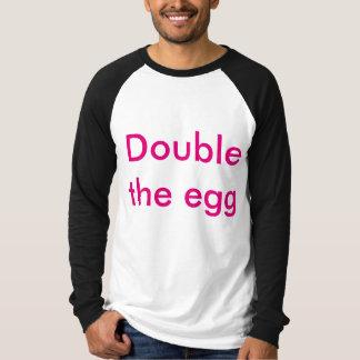 Det dubbla ägget t shirt