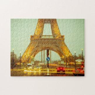 Det Eiffel torn Pussel