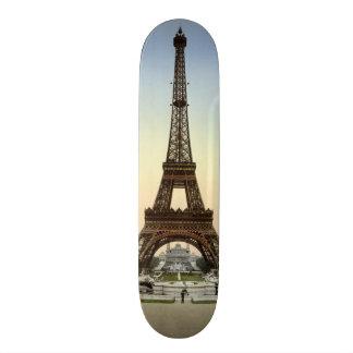 Det Eiffel torn Skateboard Bräda 21,5 Cm