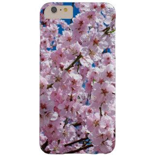 det eleganta rosa körsbärsröda blommarträd barely there iPhone 6 plus fodral