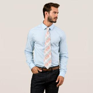 Det enda långt slips