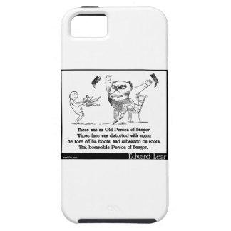 Det fanns en åldring av Bangor iPhone 5 Case-Mate Skydd