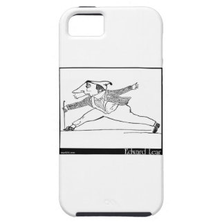 Det fanns en gamal man av Corfu iPhone 5 Case-Mate Skydd