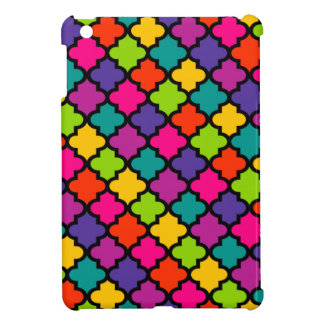 Det färgrika iPadfodral täcker djärvt ljust iPad Mini Mobil Skydd