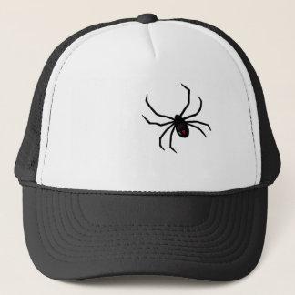 Det finns en spindel på ditt huvud truckerkeps