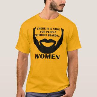 Det finns ett namn för folk utan skägg…, Kvinnor Tee