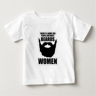 Det finns ett namn för folk utan skägg, kvinnor! tee shirt
