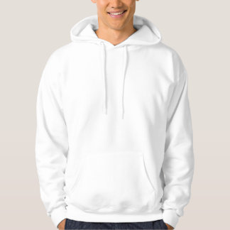 Det finns inte något dumt ifrågasätter, precis hoodie