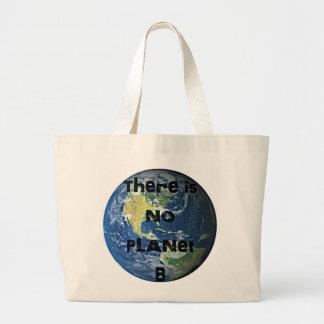 """Det finns inte något planet """"B"""" går den gröna toto Jumbo Tygkasse"""