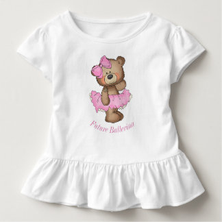 Det framtida Ballerinabjörnsmåbarn rufsar T Shirt