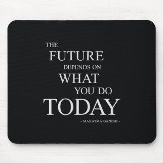 Det framtida inspirera Motivational Musmatta